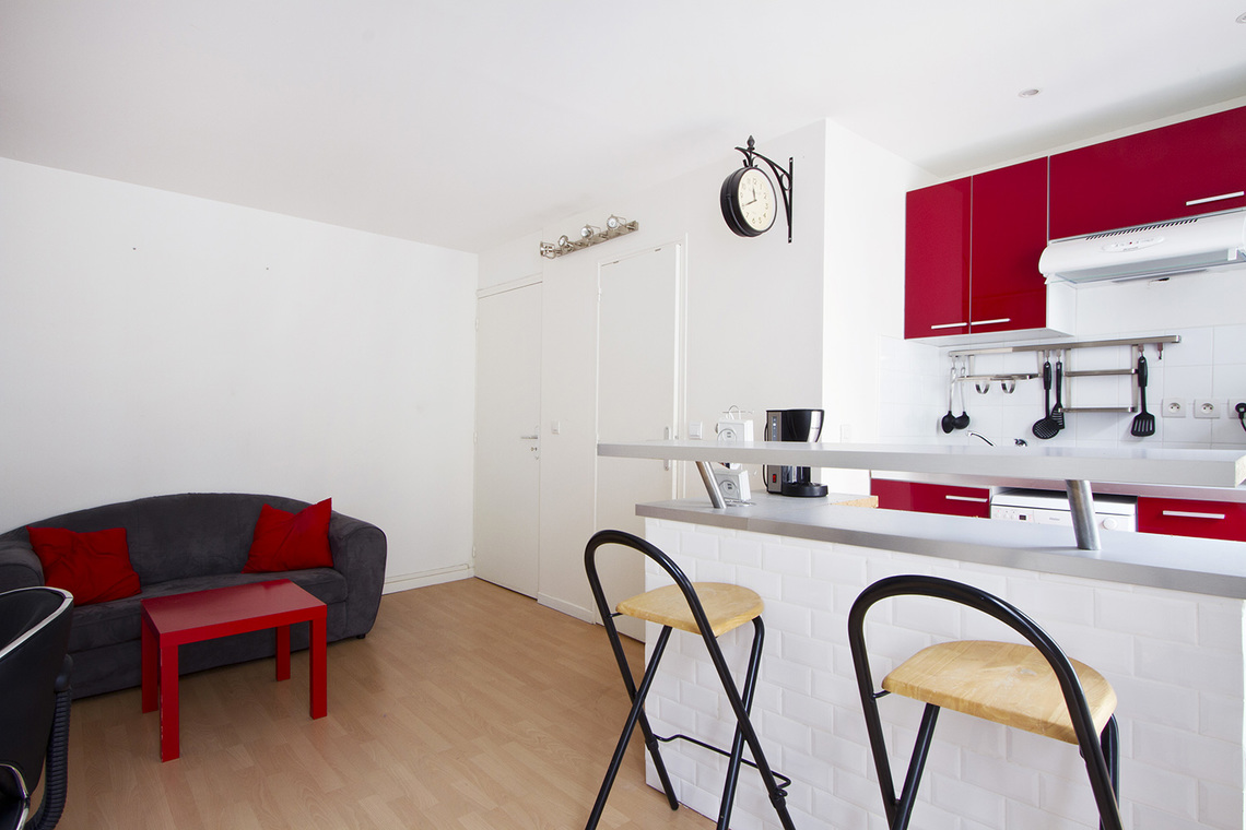 Apartment Paris Rue Saint Sauveur 6