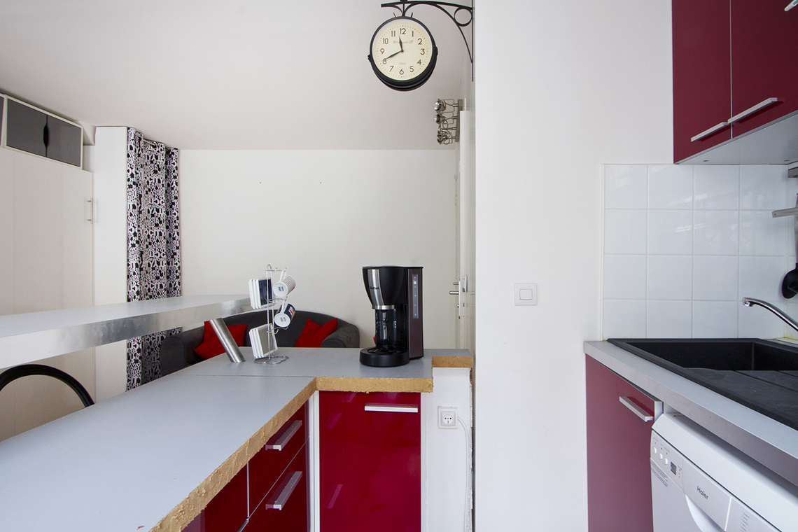 Apartment Paris Rue Saint Sauveur 7
