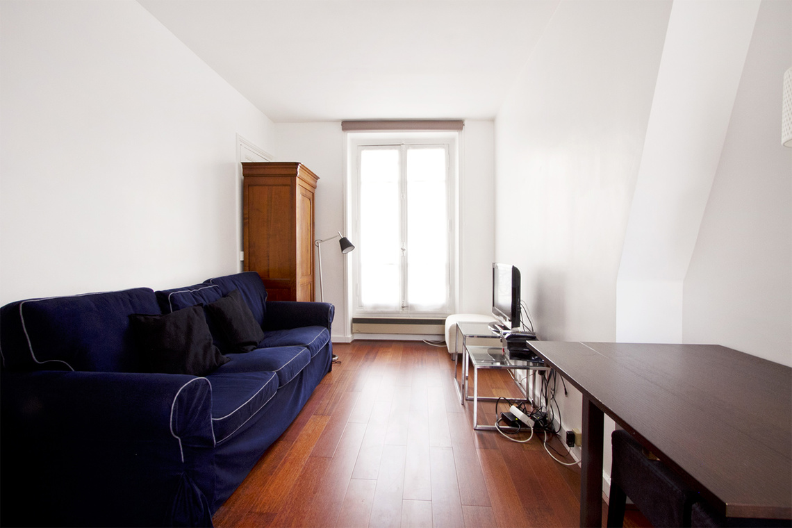 Location appartement meubl boulevard de l 39 h pital paris for Location appartement non meuble paris