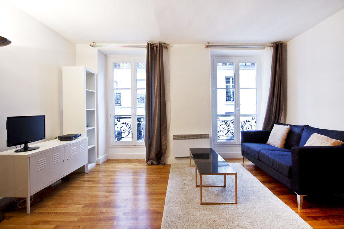 Furnished apartment for rent Paris Rue Taitbout