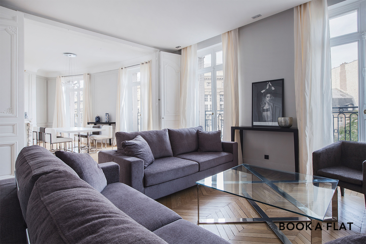Location appartement meubl rue de rennes paris ref 8552 for Location appartement meuble rennes