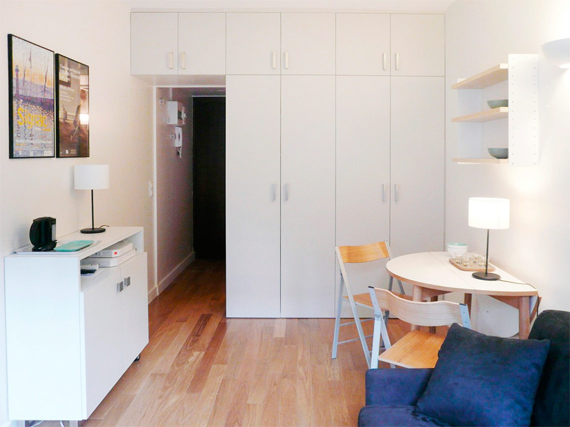 Appartement Paris Rue Leroux 6