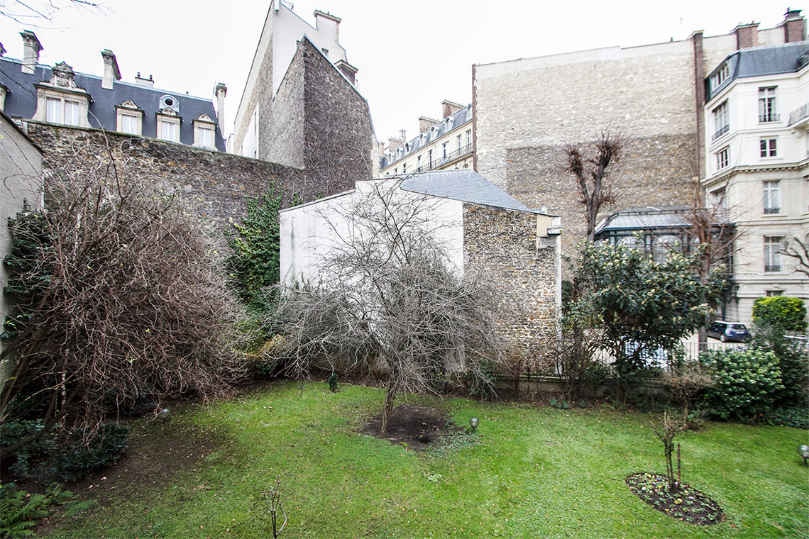 Appartement Paris Rue Leroux 10