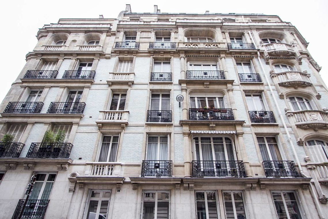 Appartement Paris Rue de l'Yvette 10