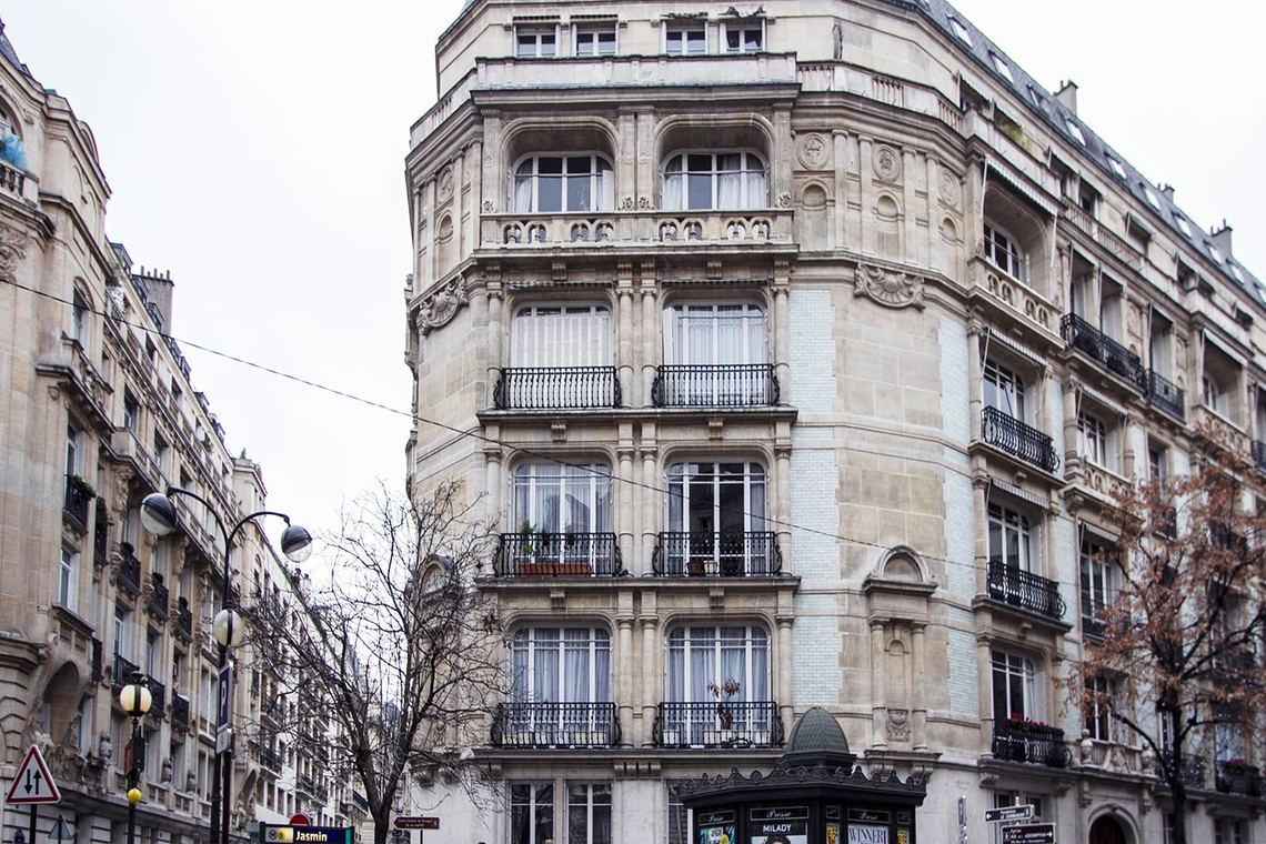 Appartement Paris Rue de l'Yvette 11