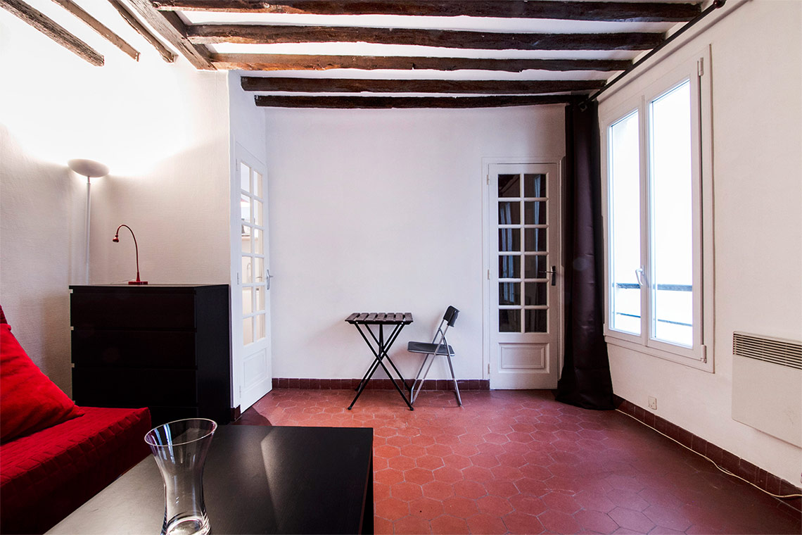 Appartamento Paris Rue Saint Séverin 4
