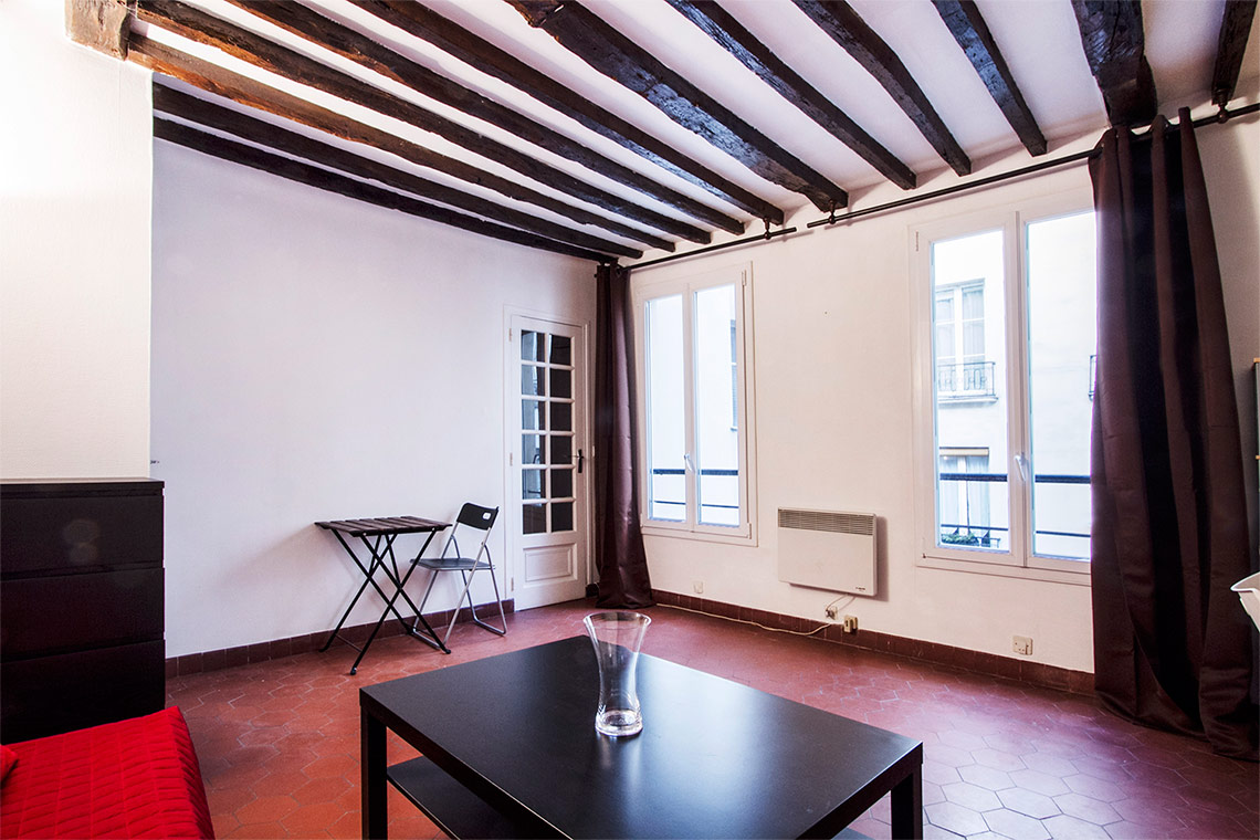 Appartamento Paris Rue Saint Séverin 5
