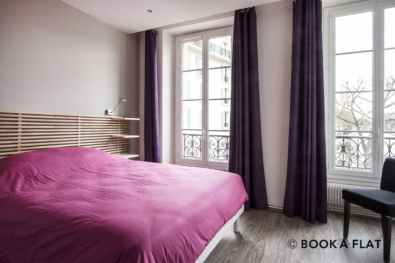 Apartment Paris Quai de Valmy 8