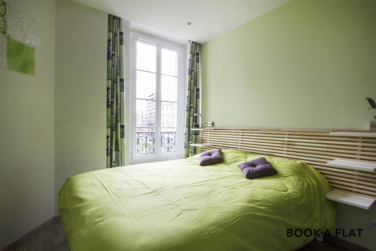 Apartment Paris Quai de Valmy 11