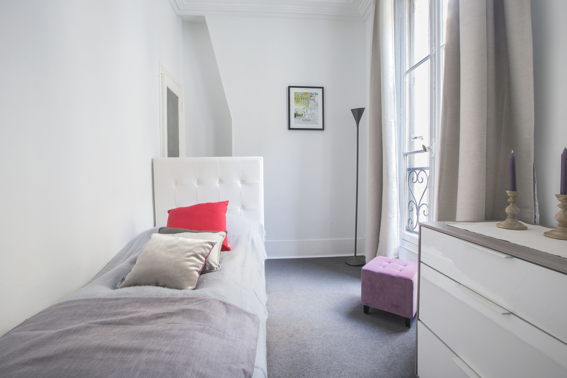 Appartement Paris Boulevard Voltaire 10