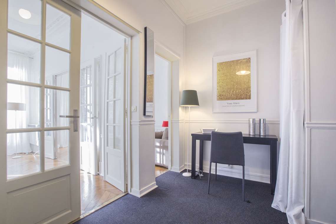 Appartement Paris Boulevard Voltaire 13