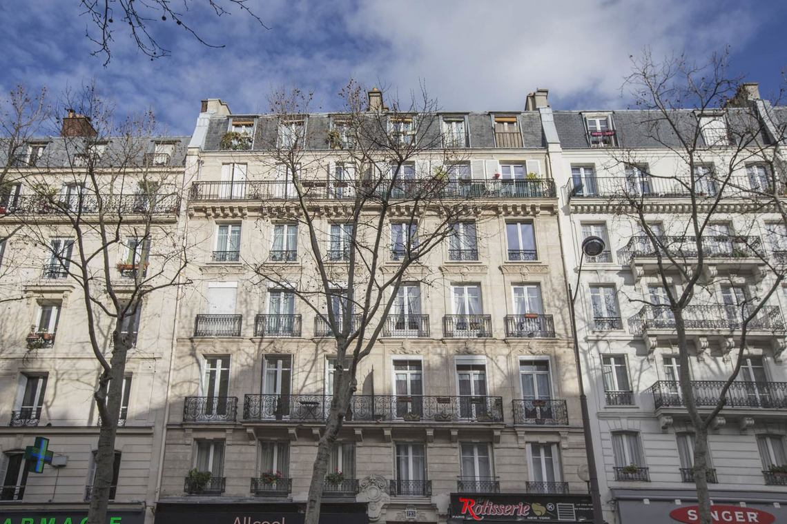 Appartement Paris Boulevard Voltaire 14