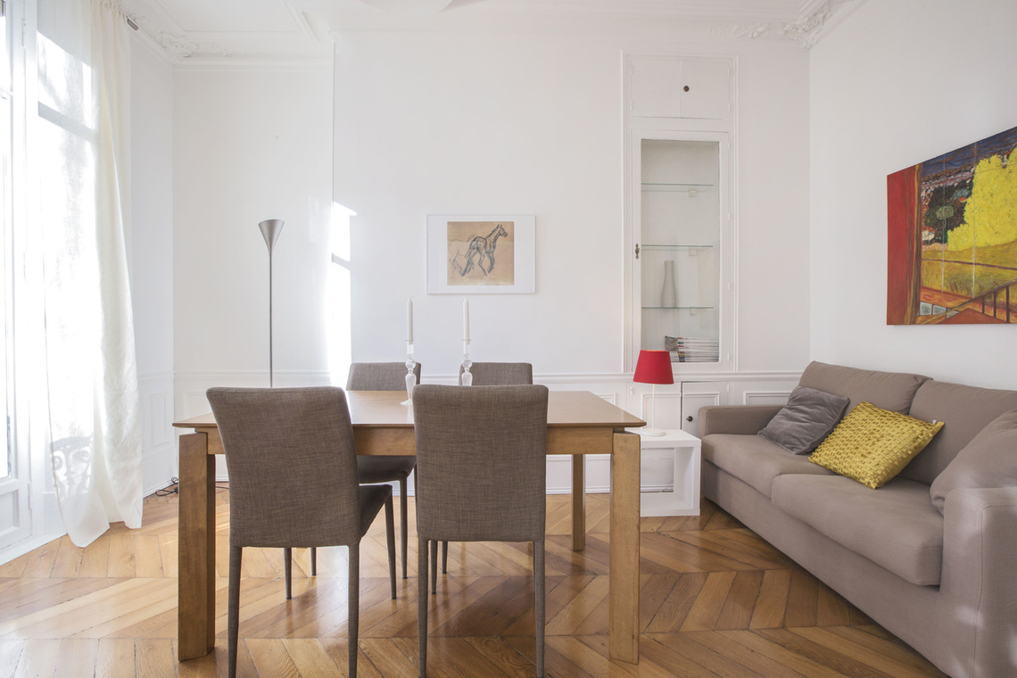 Appartement Paris Boulevard Voltaire 4
