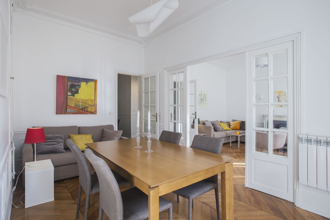 Appartement Paris Boulevard Voltaire 3