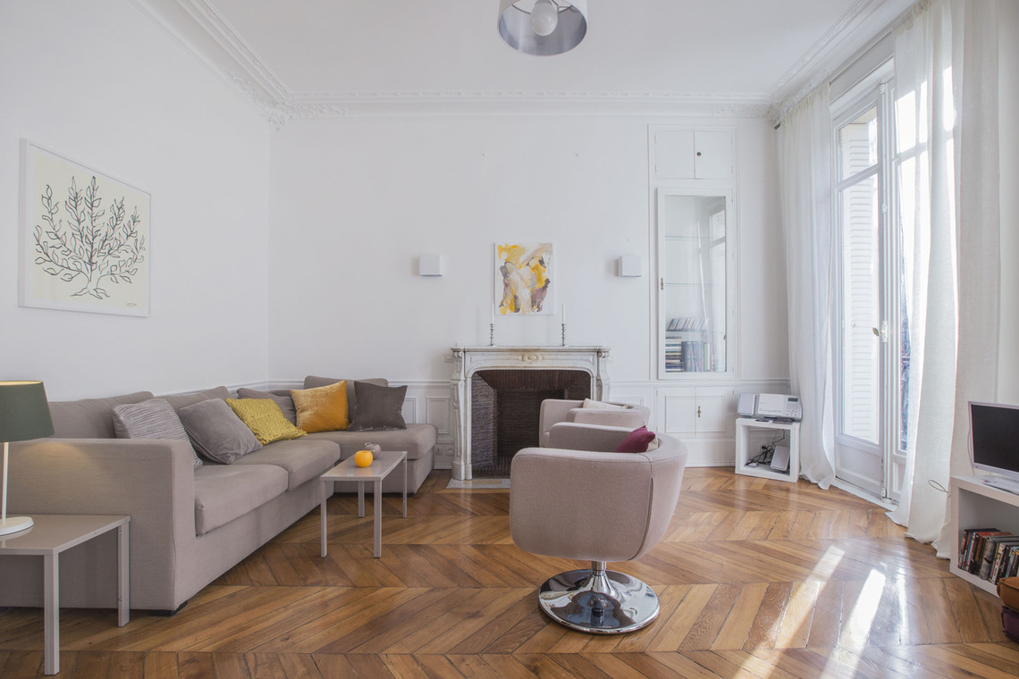 Appartement Paris Boulevard Voltaire 2