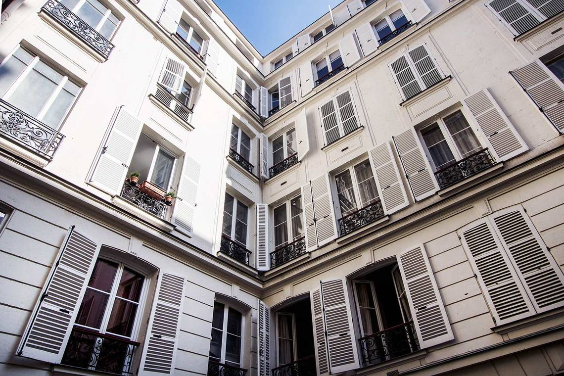 Appartement Paris Rue de Berri 12