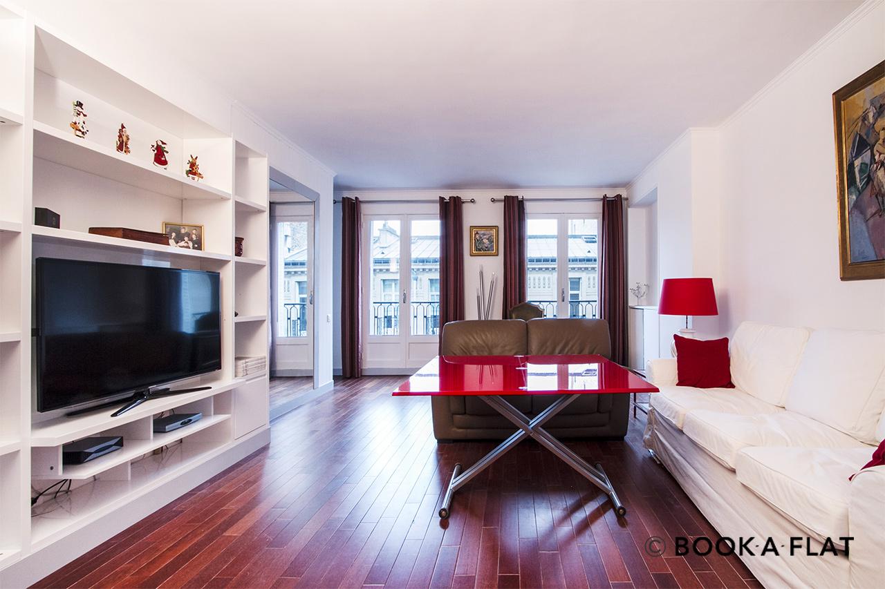 location appartement meuble paris 8