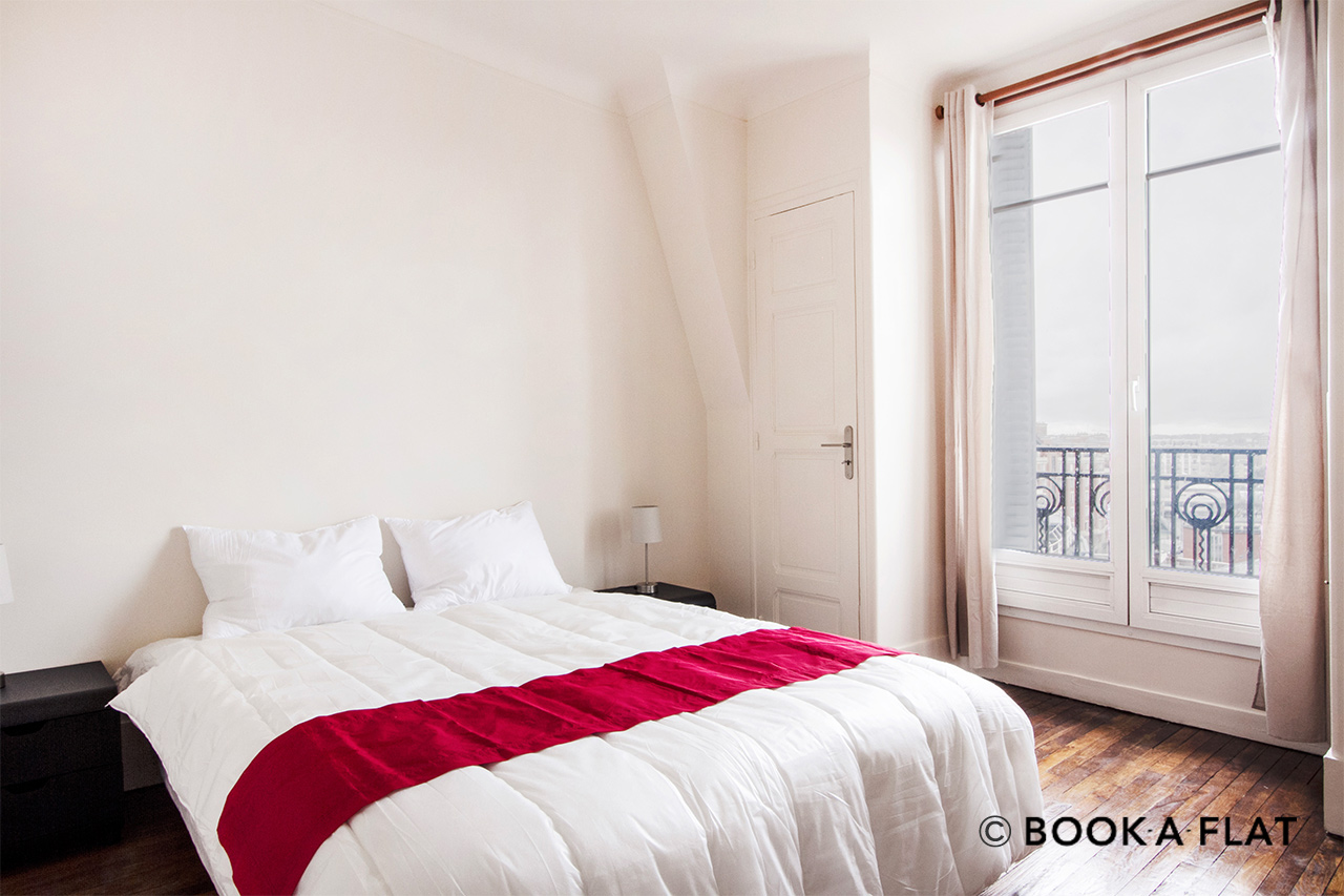 Location appartement meubl rue michel ange paris ref 8772 - Location appartement meuble paris 15 ...