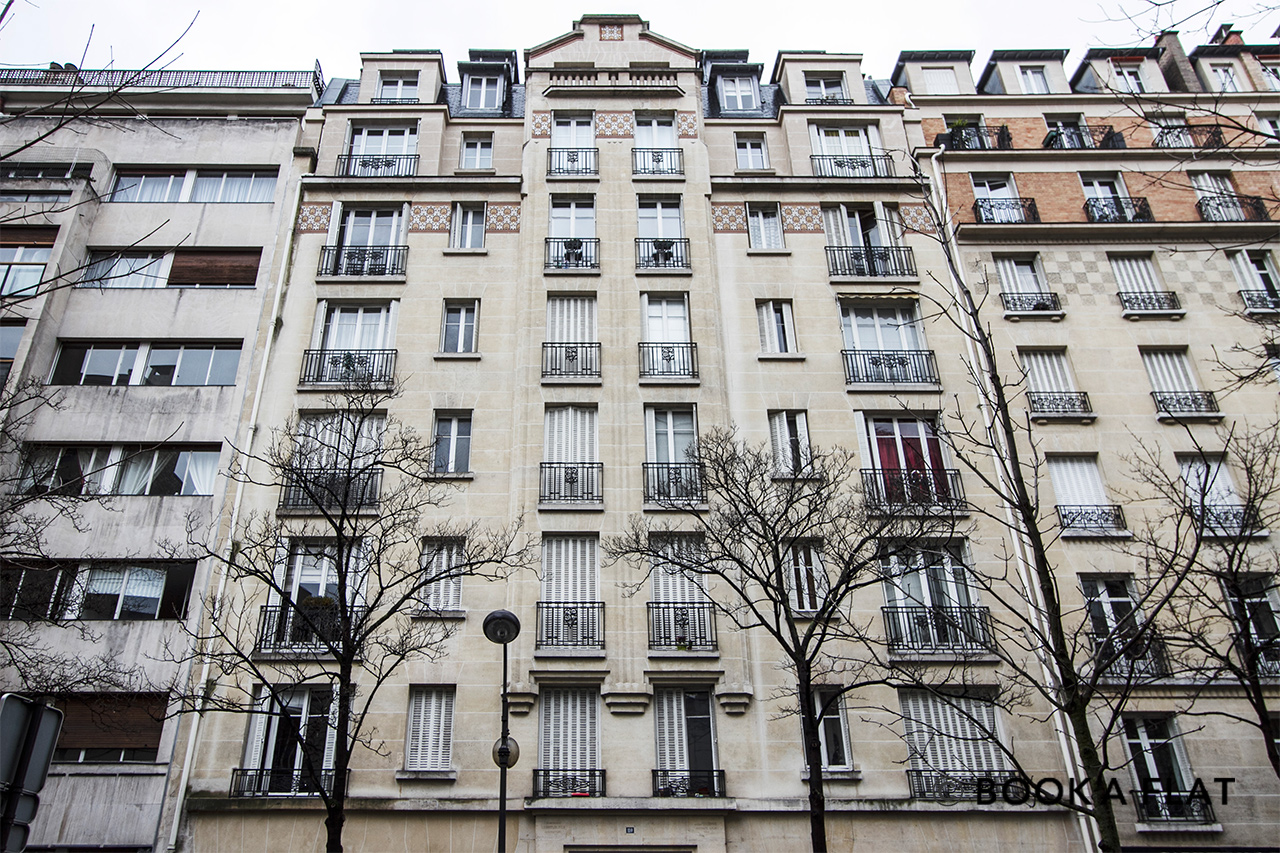 Квартира Paris Rue Michel-Ange 14