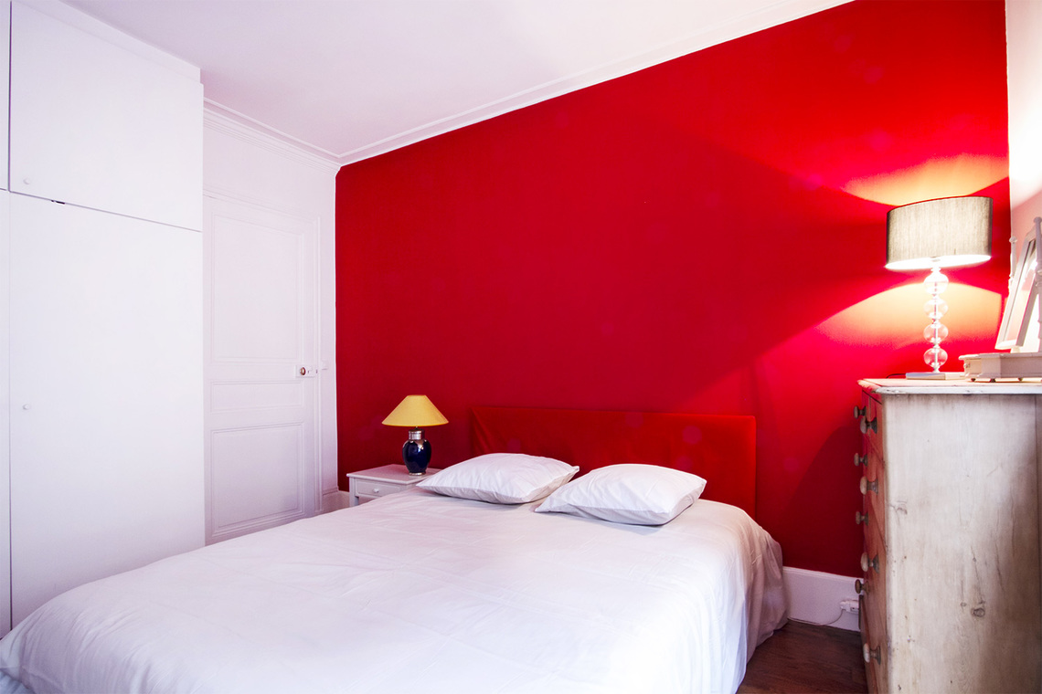 Apartment Paris Rue Cardinet 8