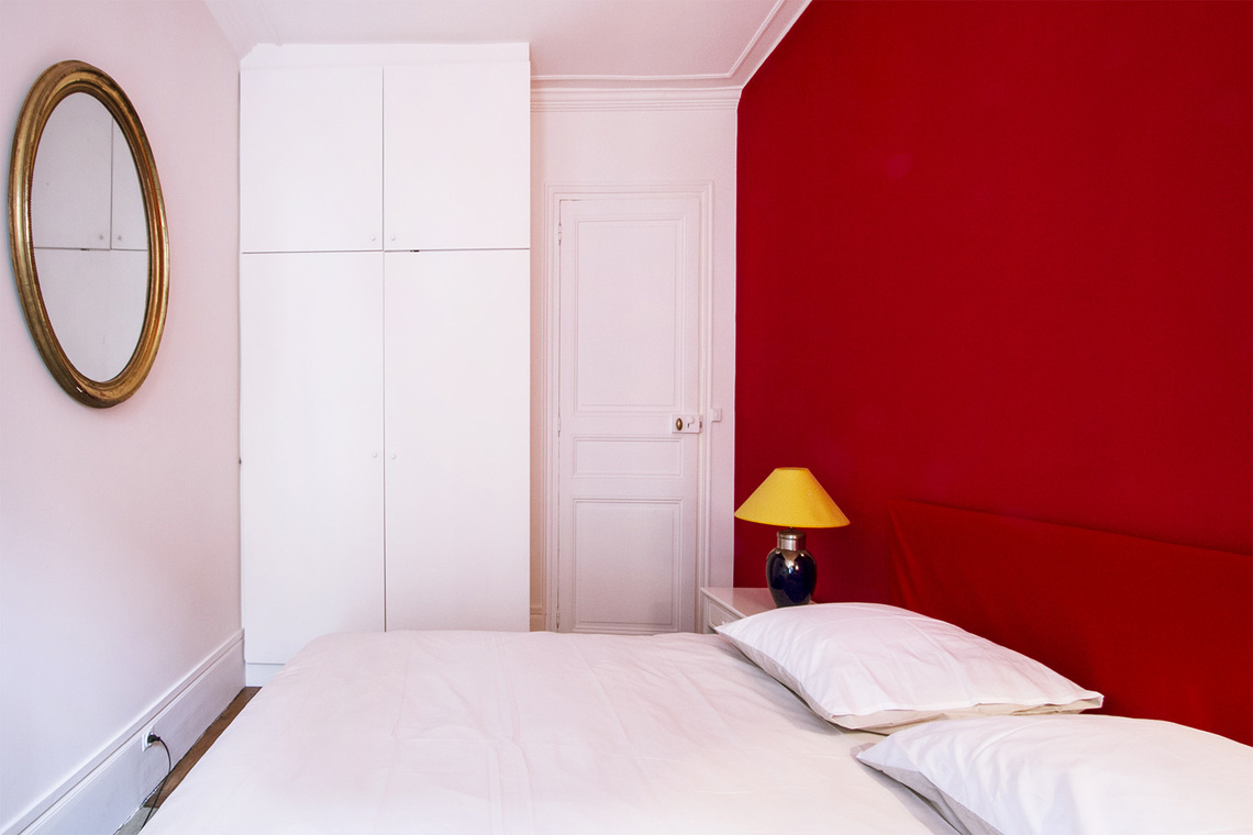 Apartment Paris Rue Cardinet 9