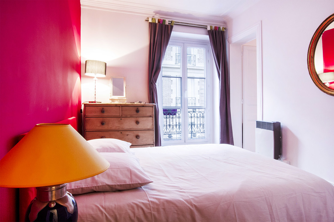 Apartment Paris Rue Cardinet 7