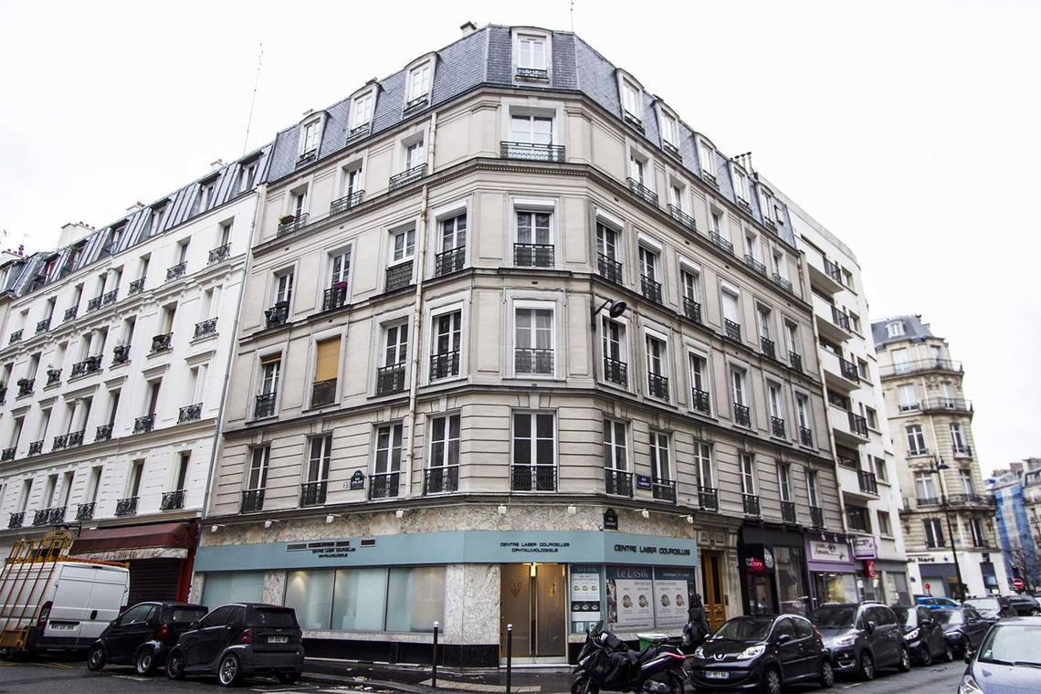 Apartment Paris Rue Cardinet 11
