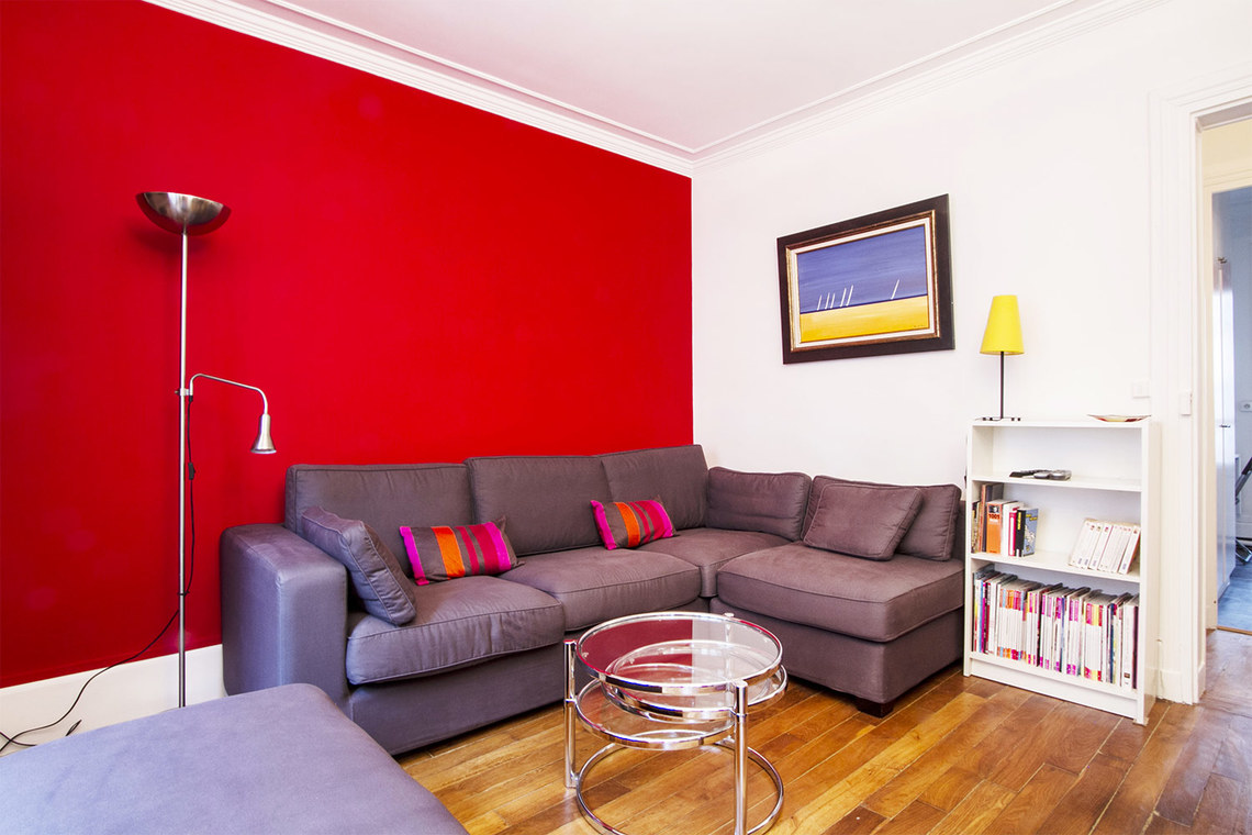 Paris Rue Cardinet Apartment for rent