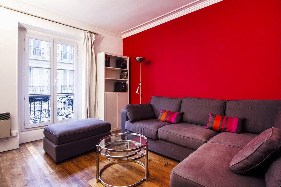 Apartment Paris Rue Cardinet 2