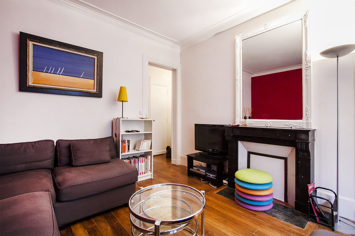 Apartment Paris Rue Cardinet 3