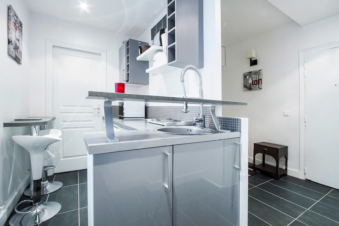 Apartamento Paris Rue Washington 4