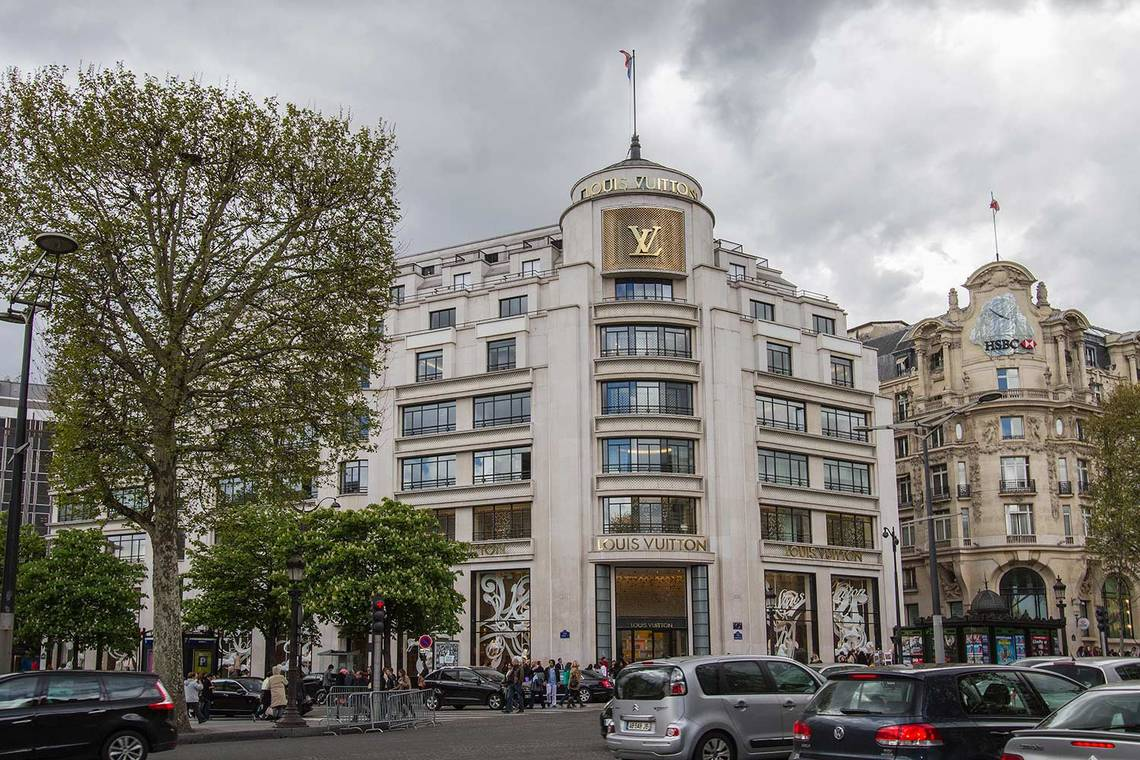 Apartamento Paris Rue Washington 13