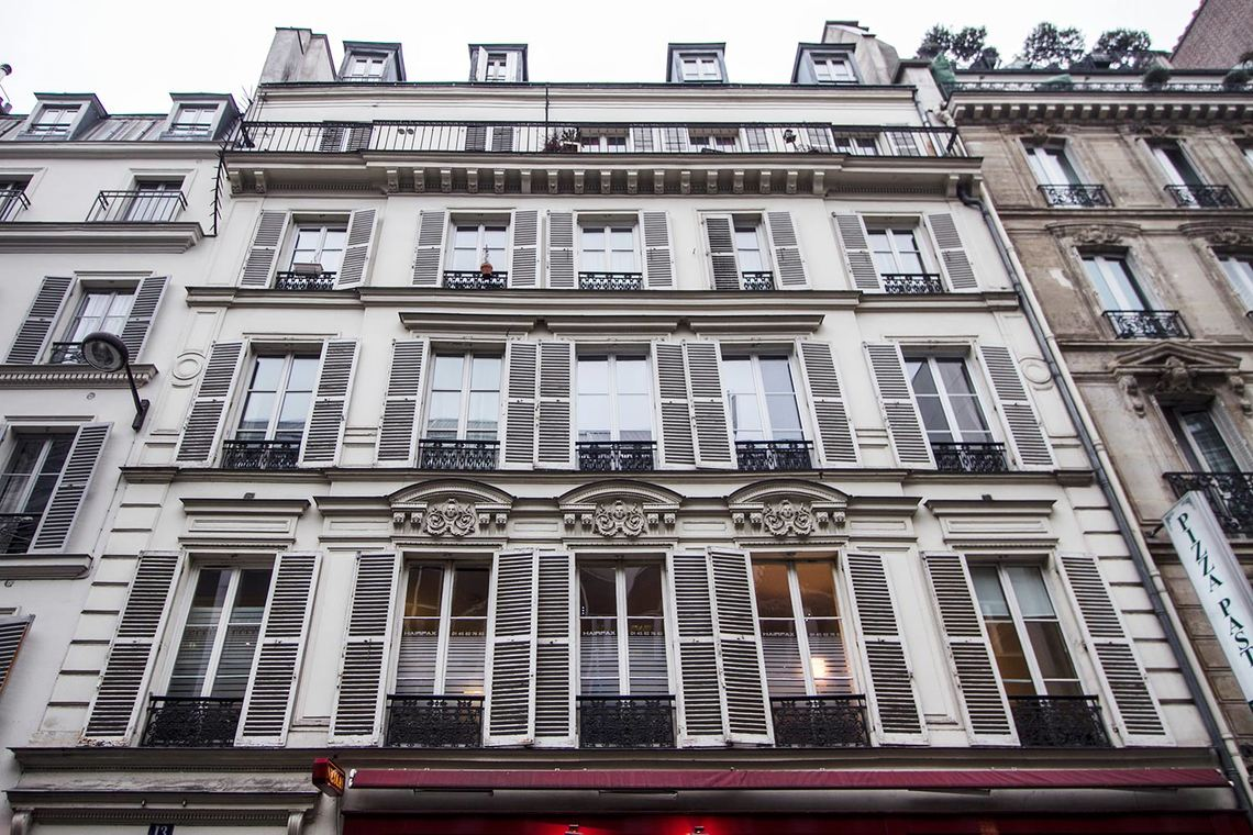 Apartamento Paris Rue Washington 10