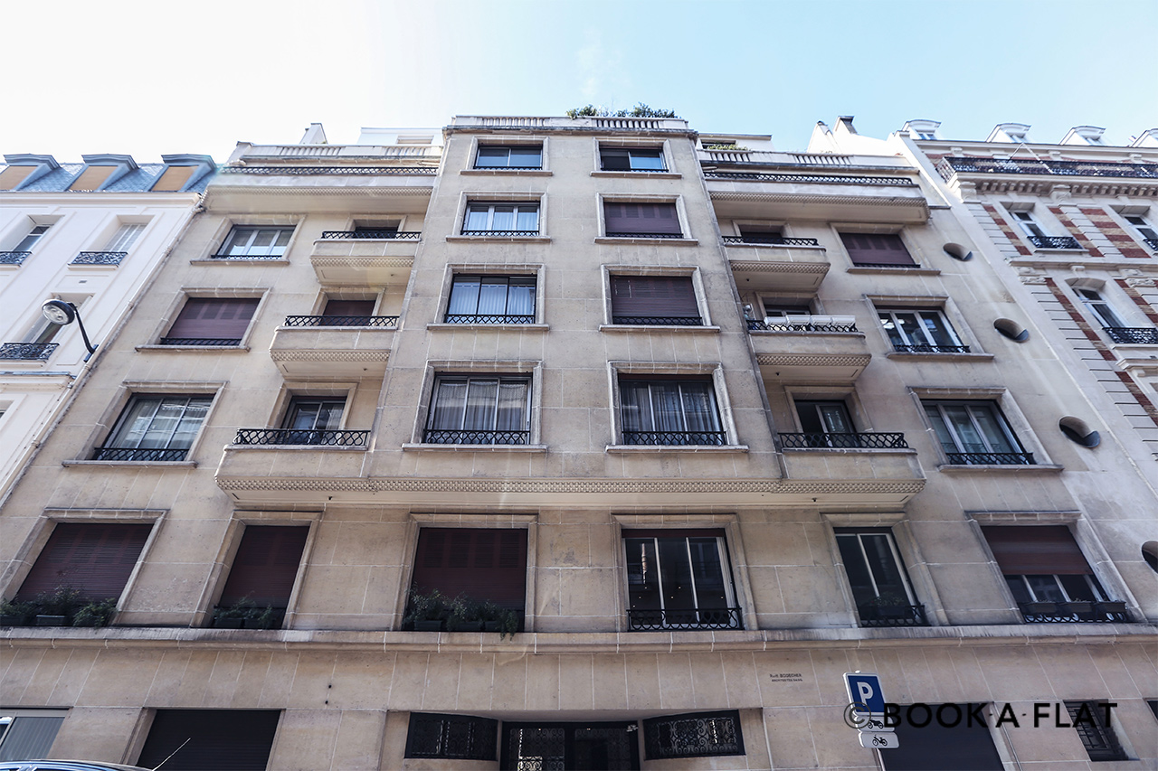 Appartamento Paris Rue Paul Valéry 8