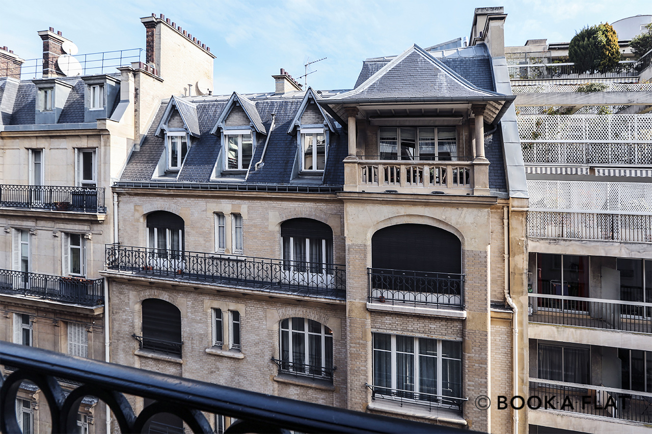 Appartamento Paris Rue Paul Valéry 7
