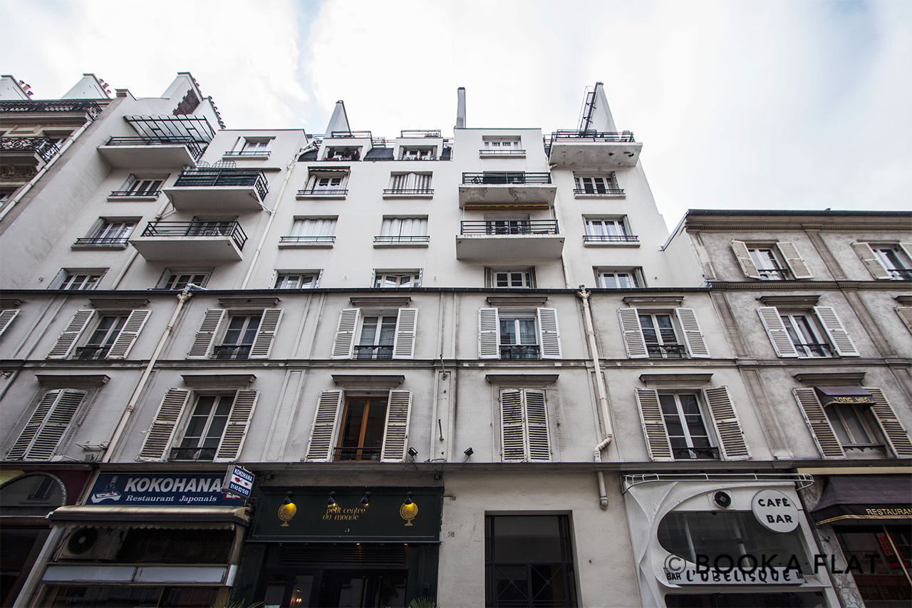 Apartment Paris Rue Jean Mermoz 10