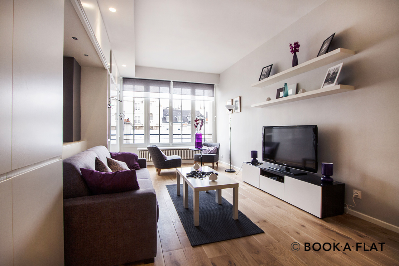 Paris Rue Jean Mermoz Apartment for rent