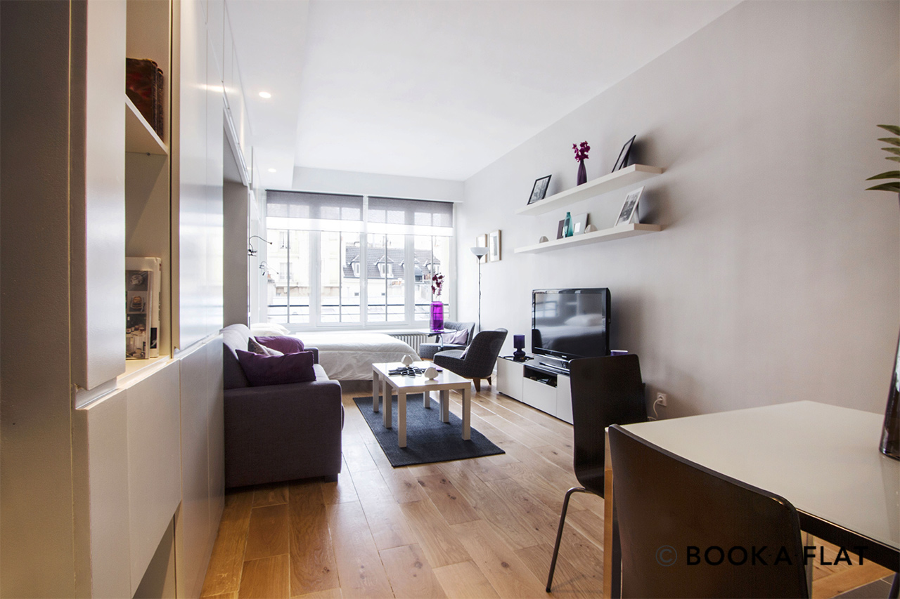 Apartment Paris Rue Jean Mermoz 5