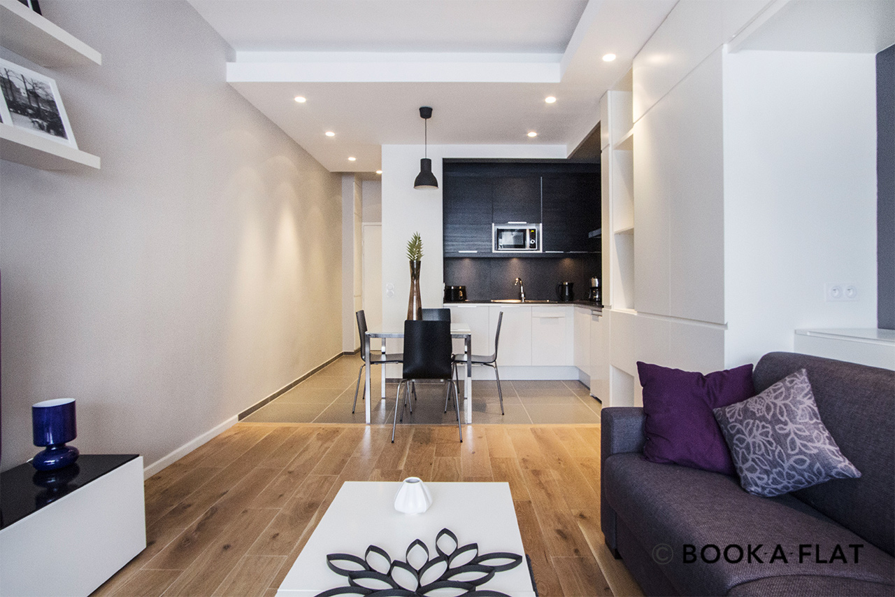 Apartment Paris Rue Jean Mermoz 6