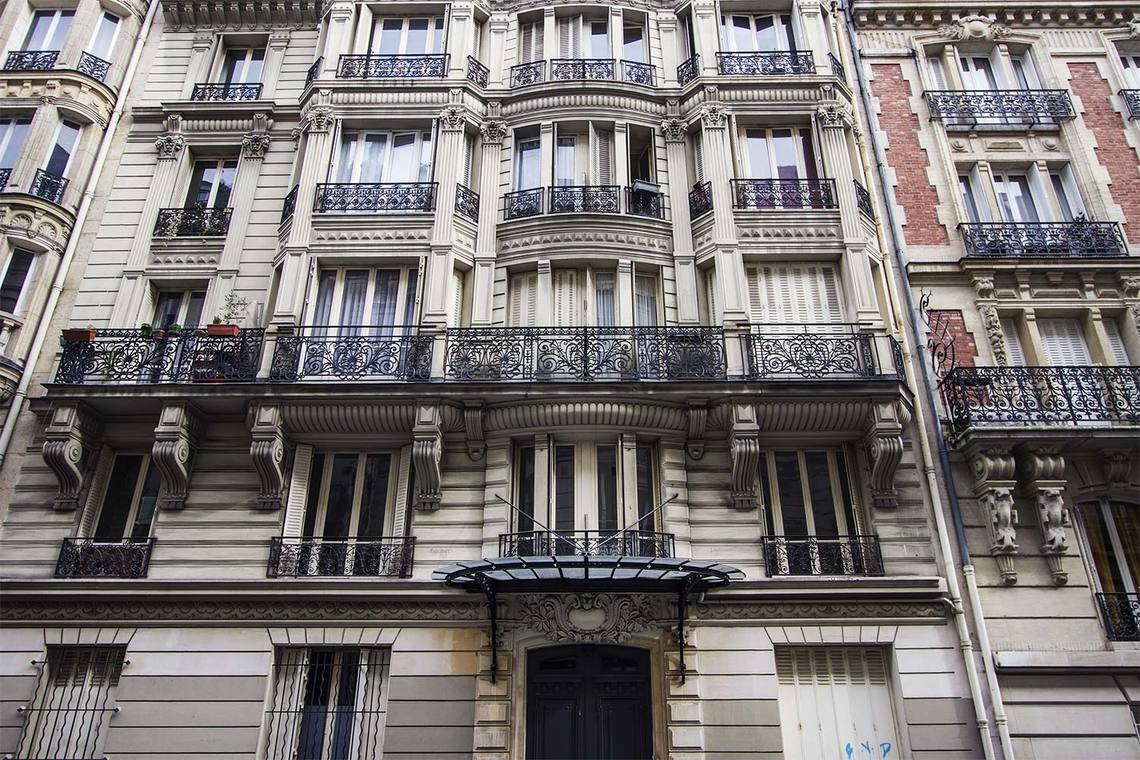 Apartment Paris Rue Lentonnet 14