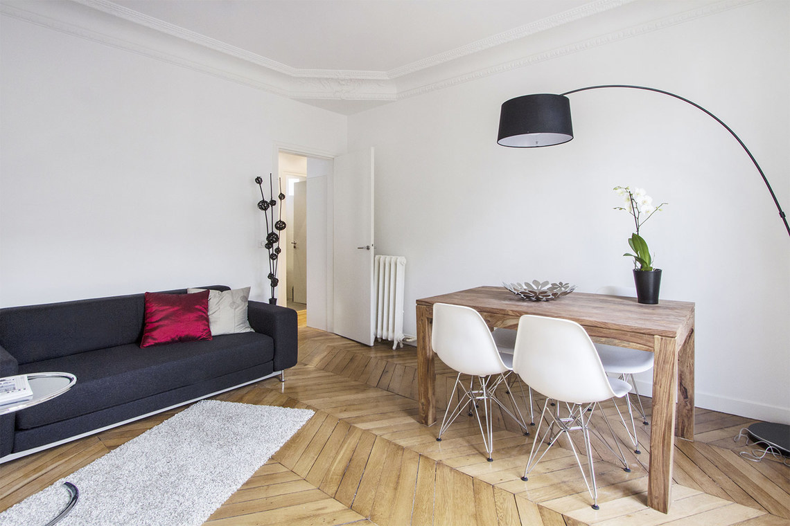Paris Rue Lentonnet Apartment for rent