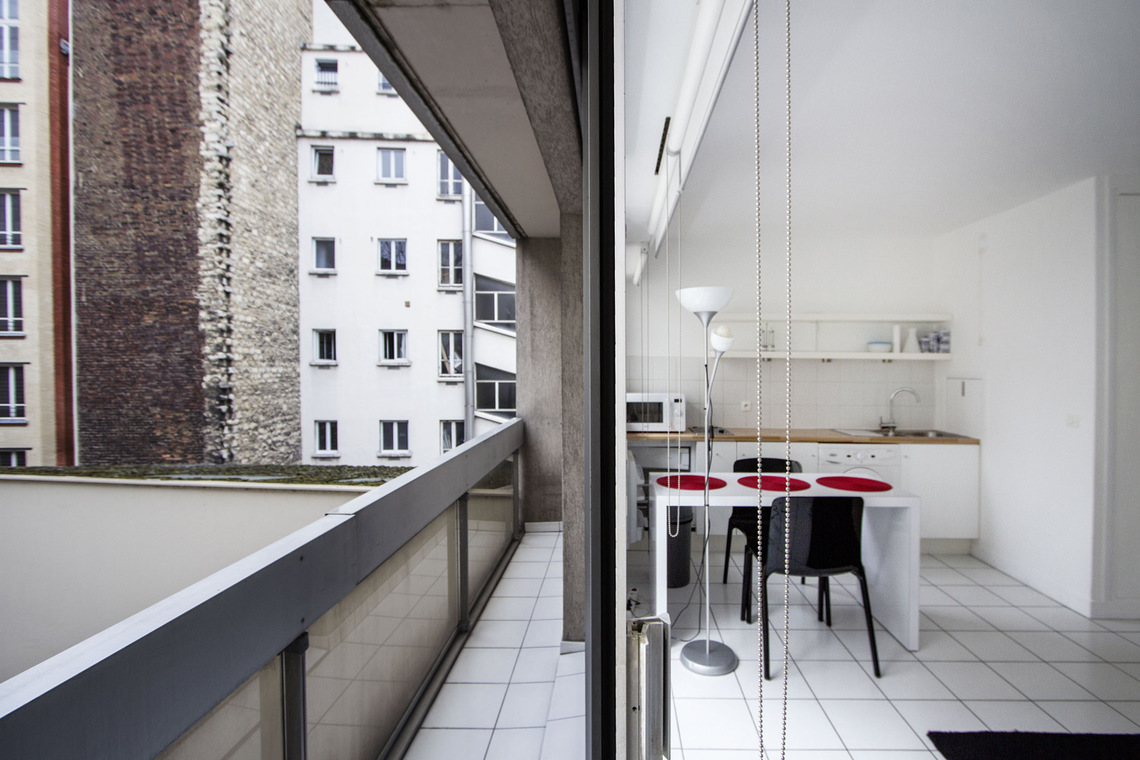 Appartement Paris Rue Fermat 7