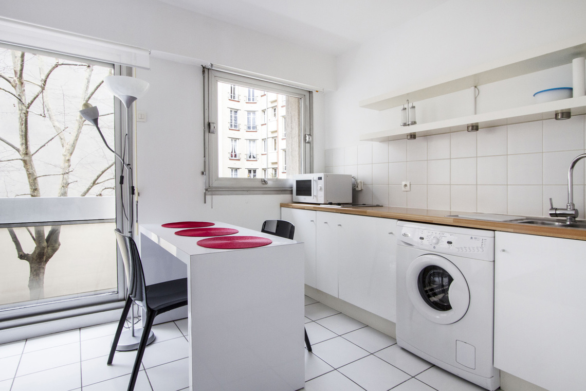 Appartement Paris Rue Fermat 5