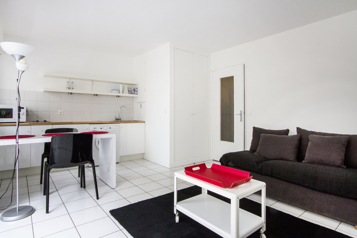 Appartement Paris Rue Fermat 2