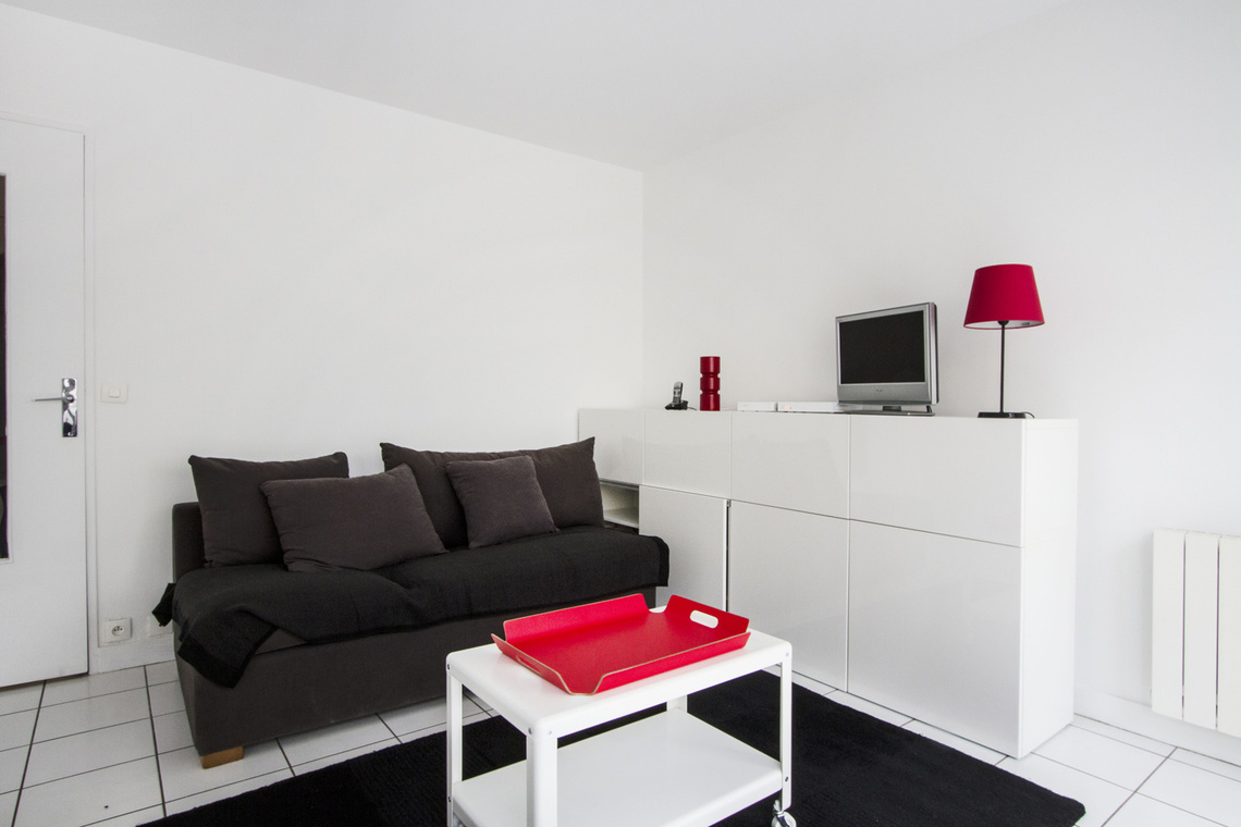 Appartement Paris Rue Fermat 4