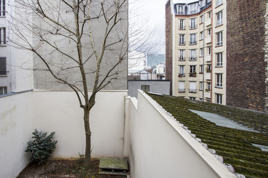 Appartement Paris Rue Fermat 9