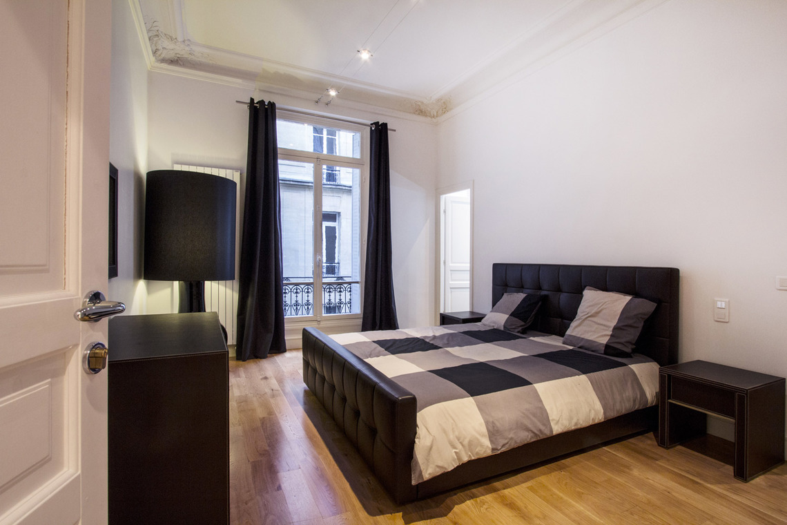 Appartement Paris Rue du Boccador 10