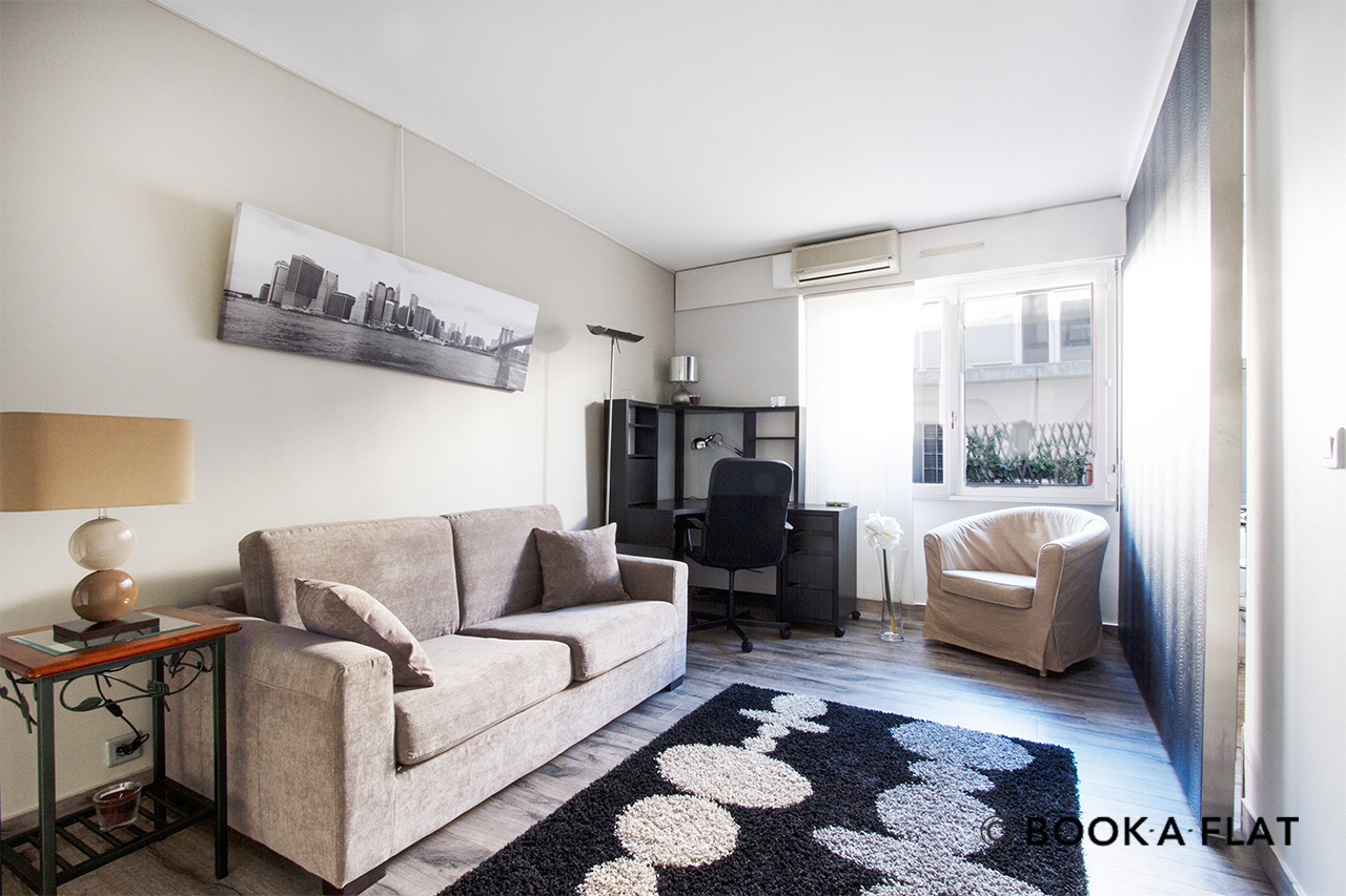 Appartement Paris Rue Breguet 8