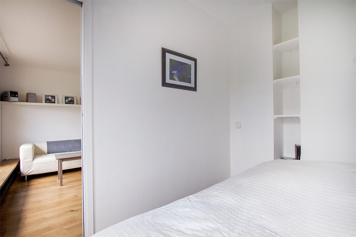 Apartment Paris Rue Bobillot 9