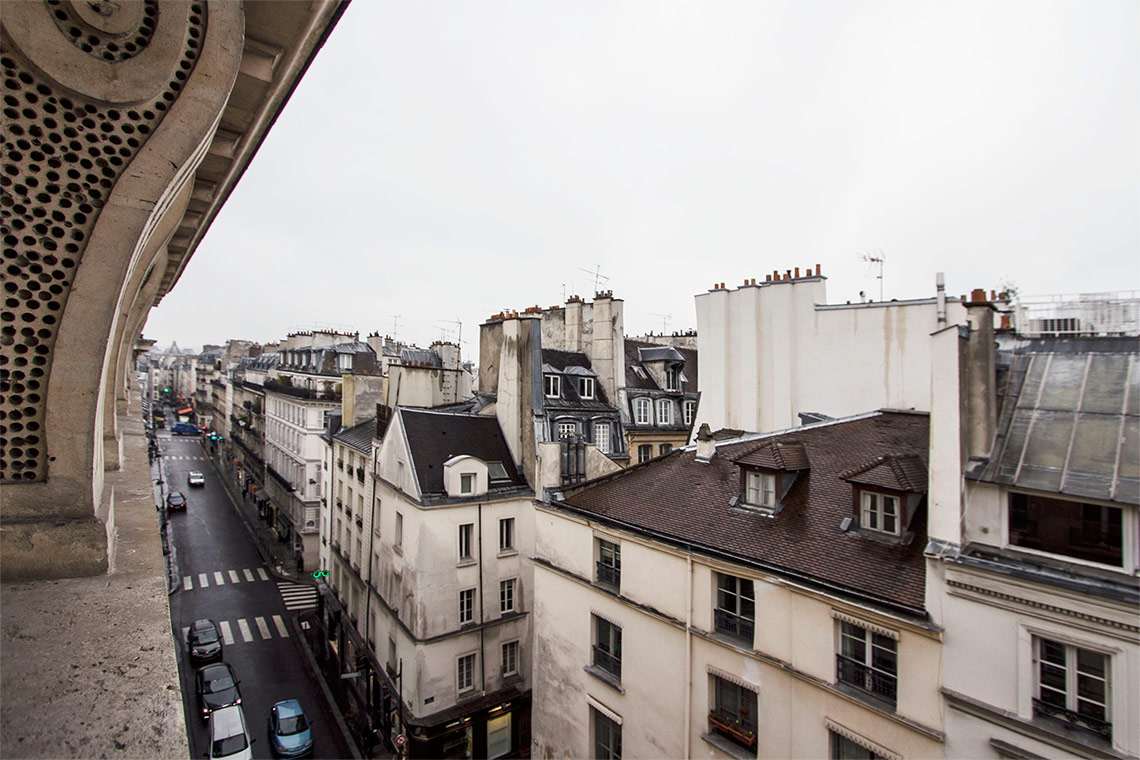 Apartment Paris Rue de Tournon 10